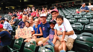 Steven attended Minnesota Twins vs. Oakland Athletics - MLB on Aug 26th 2018 via VetTix