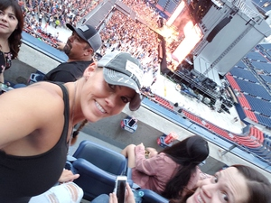 Heather attended Luke Bryan: What Makes You Country Tour 2018 - Country on Aug 4th 2018 via VetTix