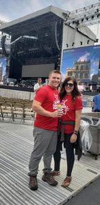 Matthew attended Luke Bryan: What Makes You Country Tour 2018 - Country on Aug 4th 2018 via VetTix