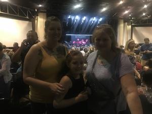 Kristin attended Pentatonix - Pop on Aug 11th 2018 via VetTix