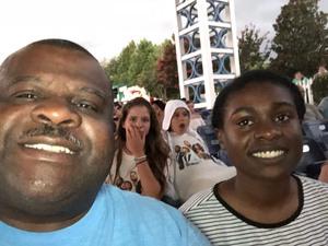 Charles attended Pentatonix - Pop on Aug 11th 2018 via VetTix