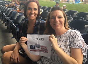 Gregory attended Keith Urban: Graffiti U World Tour - Country on Aug 12th 2018 via VetTix