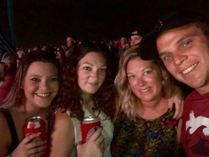 Matthew attended Keith Urban: Graffiti U World Tour - Country on Aug 12th 2018 via VetTix