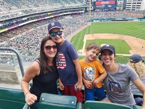 WALTER attended Detroit Tigers vs. Minnesota Twins - MLB on Aug 12th 2018 via VetTix