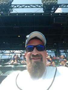 Mark attended Detroit Tigers vs. Minnesota Twins - MLB on Aug 12th 2018 via VetTix