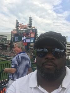 Randall attended Detroit Tigers vs. Minnesota Twins - MLB on Aug 12th 2018 via VetTix