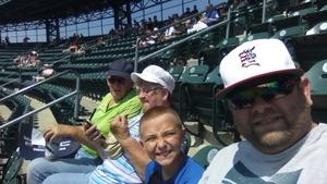Christopher attended Detroit Tigers vs. Minnesota Twins - MLB on Aug 12th 2018 via VetTix