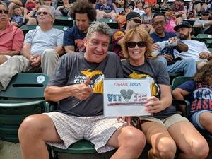 Pat attended Detroit Tigers vs. Minnesota Twins - MLB on Aug 12th 2018 via VetTix