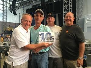 Kevin attended Stars Align Tour: Jeff Beck & Paul Rodgers and Ann Wilson of Heart - Pop on Aug 23rd 2018 via VetTix