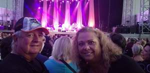 Anthony attended Stars Align Tour: Jeff Beck & Paul Rodgers and Ann Wilson of Heart - Pop on Aug 23rd 2018 via VetTix
