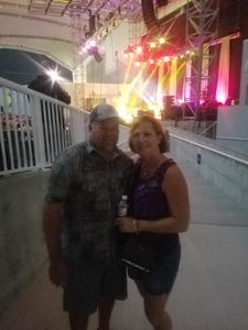 Craig attended Stars Align Tour: Jeff Beck & Paul Rodgers and Ann Wilson of Heart - Pop on Aug 23rd 2018 via VetTix