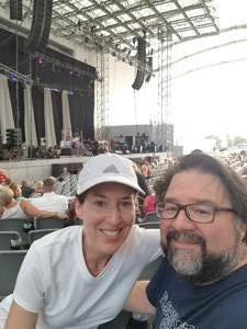Wally attended Stars Align Tour: Jeff Beck & Paul Rodgers and Ann Wilson of Heart - Pop on Aug 23rd 2018 via VetTix