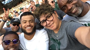 Kevin attended Michigan State Spartans vs. Utah State Aggies - NCAA Football on Aug 31st 2018 via VetTix
