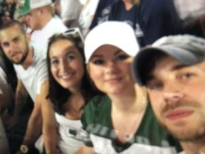 Noel attended Michigan State Spartans vs. Utah State Aggies - NCAA Football on Aug 31st 2018 via VetTix