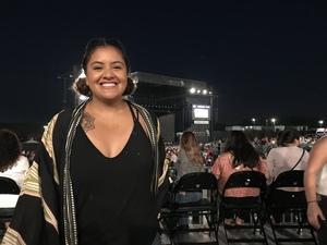 Galen attended 2018 Honda Civic Tour Presents Charlie Puth Voicenotes on Aug 15th 2018 via VetTix