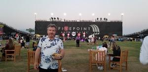 Rob attended 2018 Honda Civic Tour Presents Charlie Puth Voicenotes on Aug 15th 2018 via VetTix