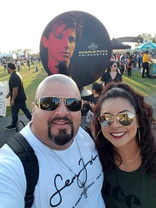 miguel attended 2018 Honda Civic Tour Presents Charlie Puth Voicenotes on Aug 15th 2018 via VetTix