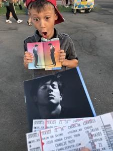 John attended 2018 Honda Civic Tour Presents Charlie Puth Voicenotes on Aug 15th 2018 via VetTix