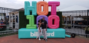 Johnathan attended Billboard Hot 100 Music Festival - Sunday Pass on Aug 19th 2018 via VetTix
