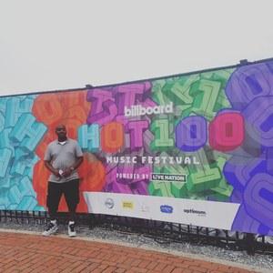 kmark attended Billboard Hot 100 Music Festival - Sunday Pass on Aug 19th 2018 via VetTix