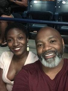JH attended Baltimore Orioles vs. Oakland Athletics - MLB on Sep 12th 2018 via VetTix
