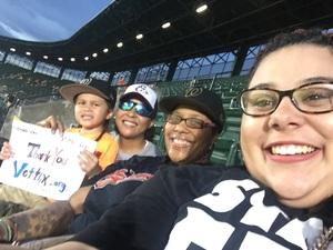Stephanie attended Baltimore Orioles vs. Oakland Athletics - MLB on Sep 12th 2018 via VetTix
