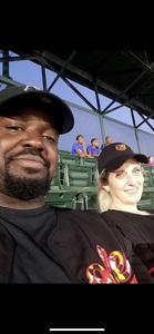 Jennifer attended Baltimore Orioles vs. Oakland Athletics - MLB on Sep 12th 2018 via VetTix