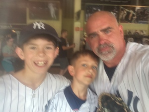 Thomas attended New York Yankees vs. Tampa Bay Rays - MLB on Aug 16th 2018 via VetTix