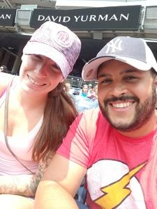 Waldys attended New York Yankees vs. Tampa Bay Rays - MLB on Aug 16th 2018 via VetTix