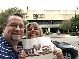 Jonathan attended Live Nation Presents Def Leppard / Journey - Pop on Aug 20th 2018 via VetTix