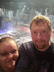 matt attended Live Nation Presents Def Leppard / Journey - Pop on Aug 20th 2018 via VetTix