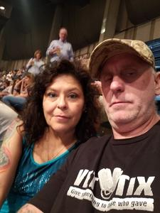 Chatfield attended Live Nation Presents Def Leppard / Journey - Pop on Aug 20th 2018 via VetTix