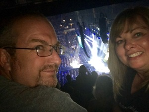 Barbara attended Live Nation Presents Def Leppard / Journey - Pop on Aug 20th 2018 via VetTix