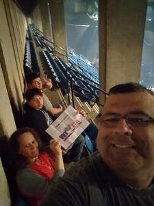 Rick attended Live Nation Presents Def Leppard / Journey - Pop on Aug 20th 2018 via VetTix