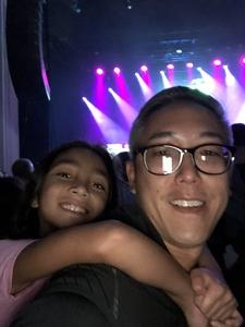 Raymond attended Back to the Eighties Show With Jessie's Girl - Undefined on Sep 21st 2018 via VetTix