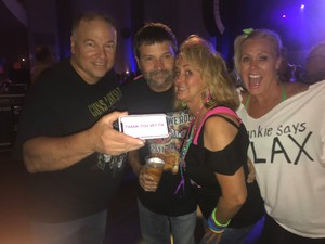 Michael attended Back to the Eighties Show With Jessie's Girl - Undefined on Sep 21st 2018 via VetTix