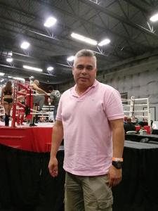 ELOY attended Thai Championship Boxing - 17 - Presented by Cagezilla on Sep 15th 2018 via VetTix