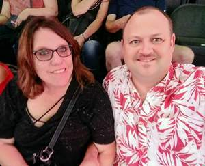 Brian attended Keith Urban With Kelsea Ballerini on Aug 17th 2018 via VetTix