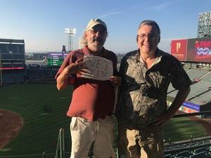 Michael attended Los Angeles Angels vs. Colorado Rockies - MLB on Aug 27th 2018 via VetTix