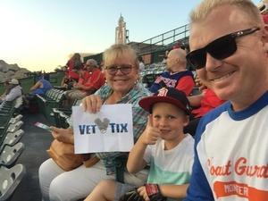 CHRISTOPHER attended Los Angeles Angels vs. Colorado Rockies - MLB on Aug 27th 2018 via VetTix