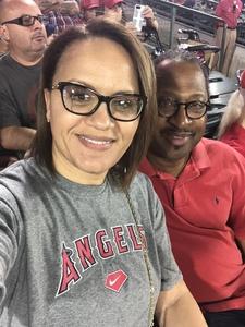 Charles attended Los Angeles Angels vs. Colorado Rockies - MLB on Aug 27th 2018 via VetTix