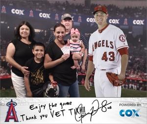 ARAMIS attended Los Angeles Angels vs. Colorado Rockies - MLB on Aug 27th 2018 via VetTix