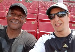 Gary attended USF Bulls vs. Georgia Tech Yellow Jackets - NCAA Football on Sep 8th 2018 via VetTix