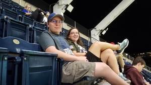 John attended Kansas City Royals vs. Chicago White Sox - MLB on Sep 12th 2018 via VetTix