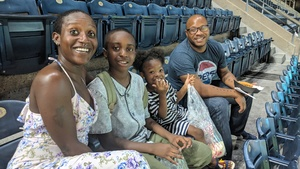 Sckethia B. attended Kansas City Royals vs. Chicago White Sox - MLB on Sep 12th 2018 via VetTix