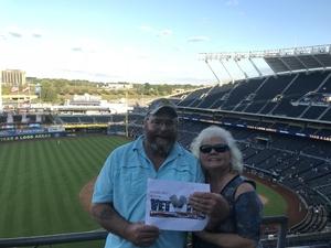 kevin attended Kansas City Royals vs. Chicago White Sox - MLB on Sep 12th 2018 via VetTix