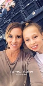 George attended Kansas City Royals vs. Chicago White Sox - MLB on Sep 12th 2018 via VetTix