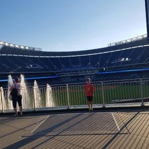 Christina attended Kansas City Royals vs. Chicago White Sox - MLB on Sep 12th 2018 via VetTix