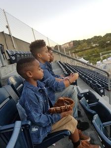 Antia attended Kansas City Royals vs. Chicago White Sox - MLB on Sep 12th 2018 via VetTix