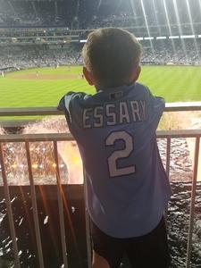 Michael attended Kansas City Royals vs. Chicago White Sox - MLB on Sep 12th 2018 via VetTix